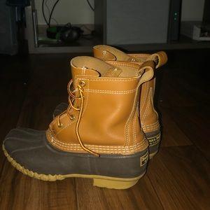 LL BEAN Boots! L.L. Bean Duck, Rain boots! ✨